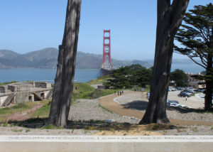 Golden Gate Overlook