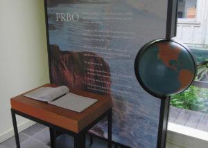 Point Reyes Bird Observatory Interpretive Graphics
