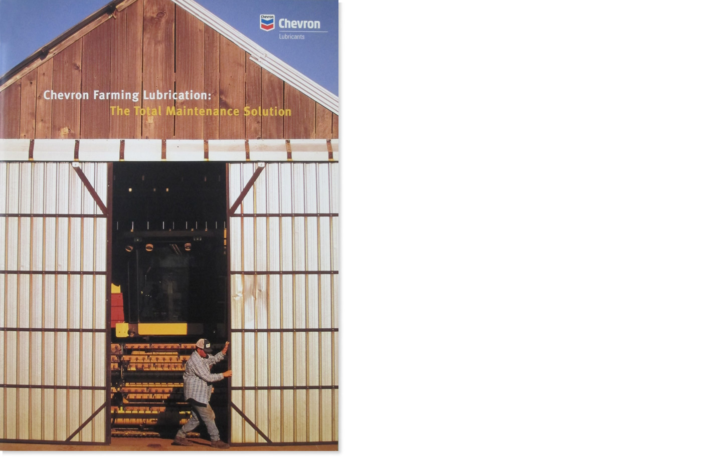 Chevron Lubricants Brochure