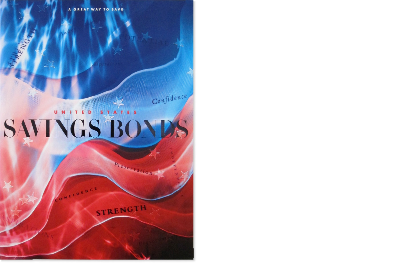 Chevron U.S. Savings Bonds Brochure