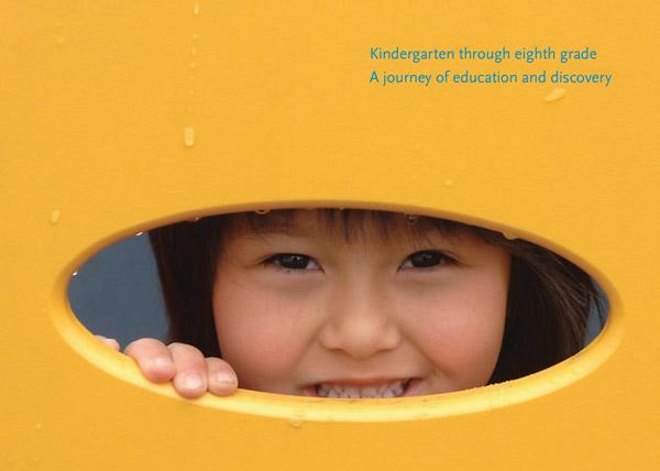 Katherine Delmar Burke School Admissions Brochure