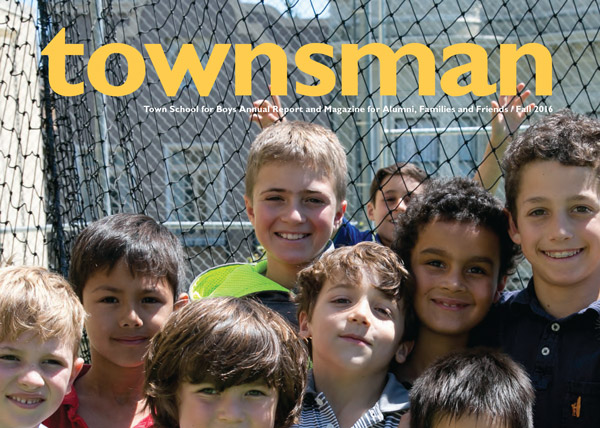 Town School for Boys Townsman Magazine