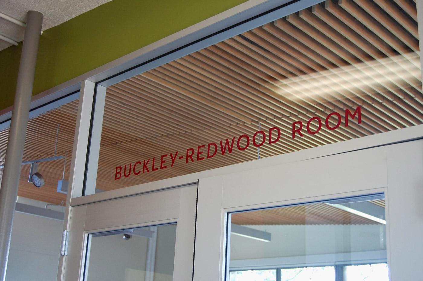 Randall Museum Signage